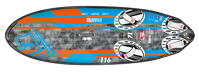 Tabou Windsurfing 2017t Manta